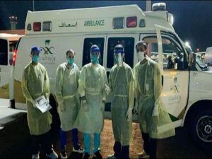سعودی عرب کے شہر حائل میں قائم قرنطینہ میں فائیو اسٹار ہوٹل جیسی سہولیات مہیا کی جارہی ہیں