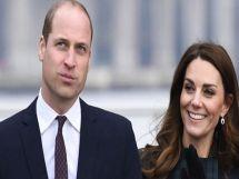 برطانوی شہزادے ولیم اور ان کی اہلیہ کیٹ مڈلٹن