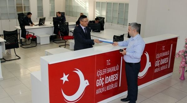 مكاتب الاقامات في تركيا