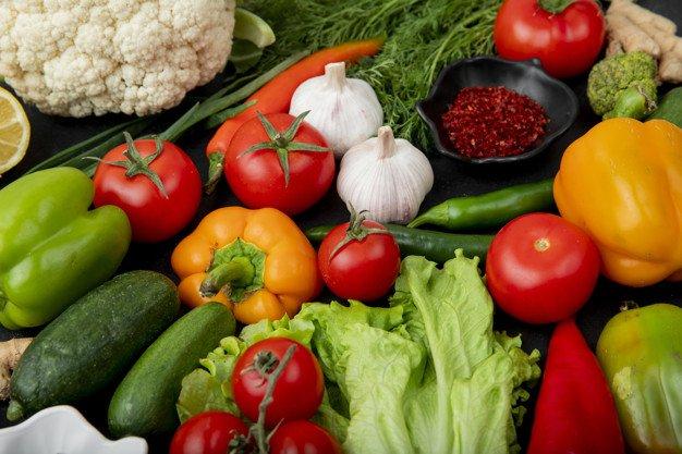 الخضروات باللغة التركية
