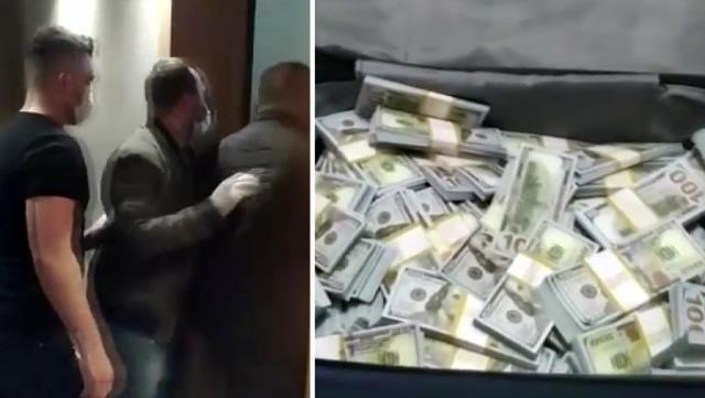 القبض على 4 سوريين بتهمة التجارة بعملة مزيفة
