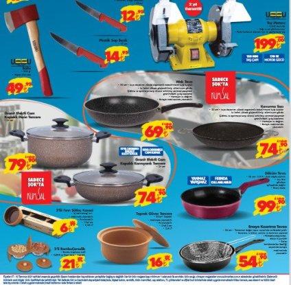 تخفيضات متجر الشوك ŞOK على أدوات المطبخ