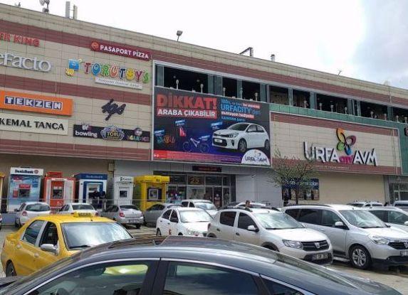 Urfa City AVM