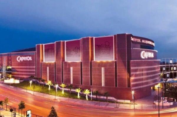 مركز كابيتول التجاري Capitol Alışveriş Merkezi