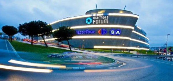 مول فورم مرمرة Marmara Forum