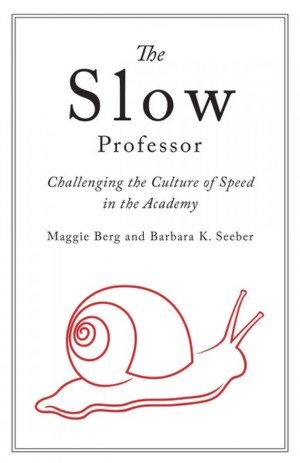 Slow Professor book image