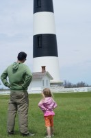 Yes, that is a big light house.