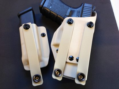 Archangel 2 Holster and Single Mag Pouch