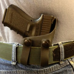 The Nehemiah Holster