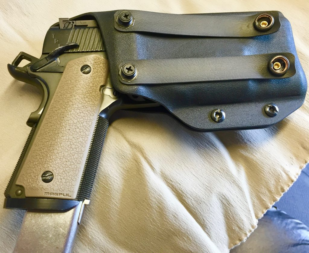 Archangel© Appendix Carry AIWB Holster - Dale Fricke Holsters