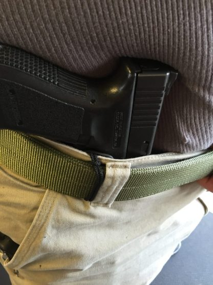 Zacchaeus Concealment Holster and Mag Pouch