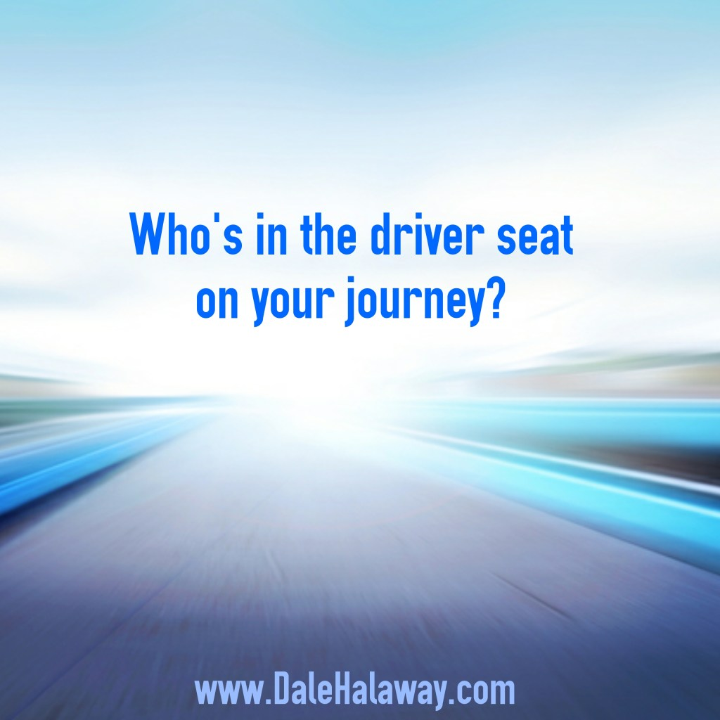 Who's in the driver seat of your subconscious mind?