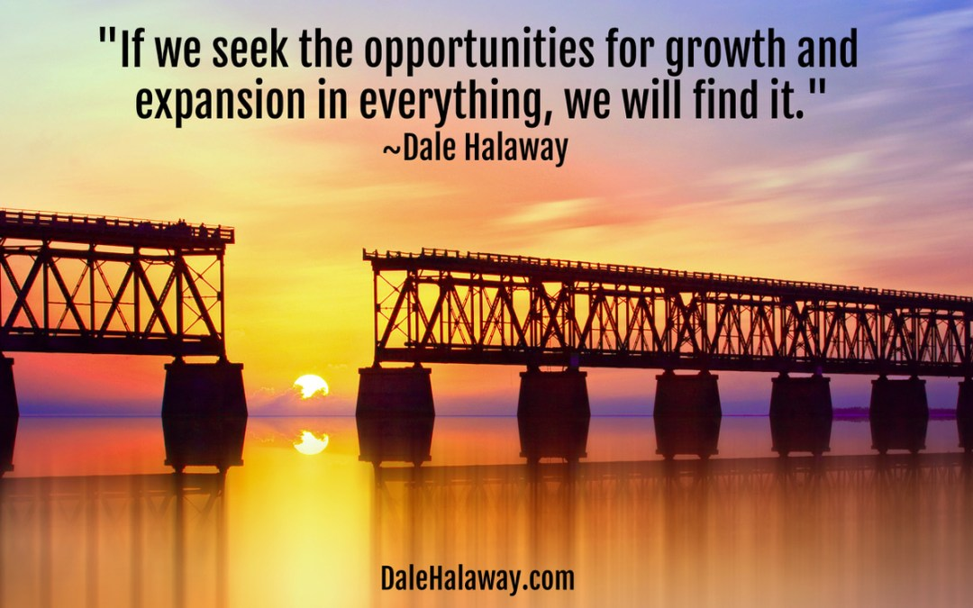 Do You Recognize Opportunities for Growth?