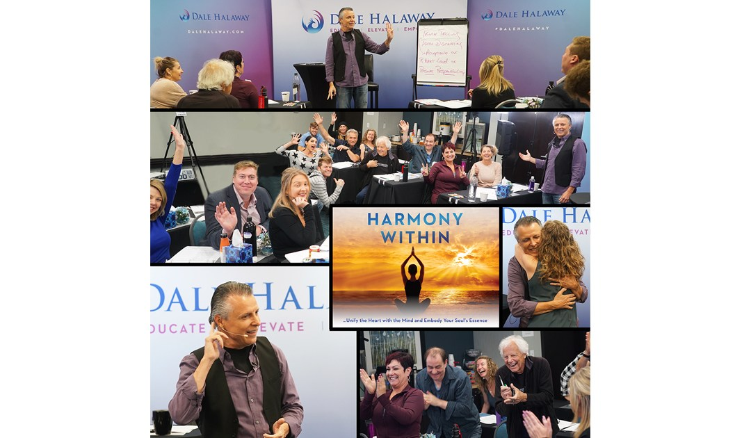 Harmony Within Workshop Reveals Inner Peace