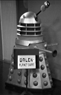 The Chase Dalek 6388