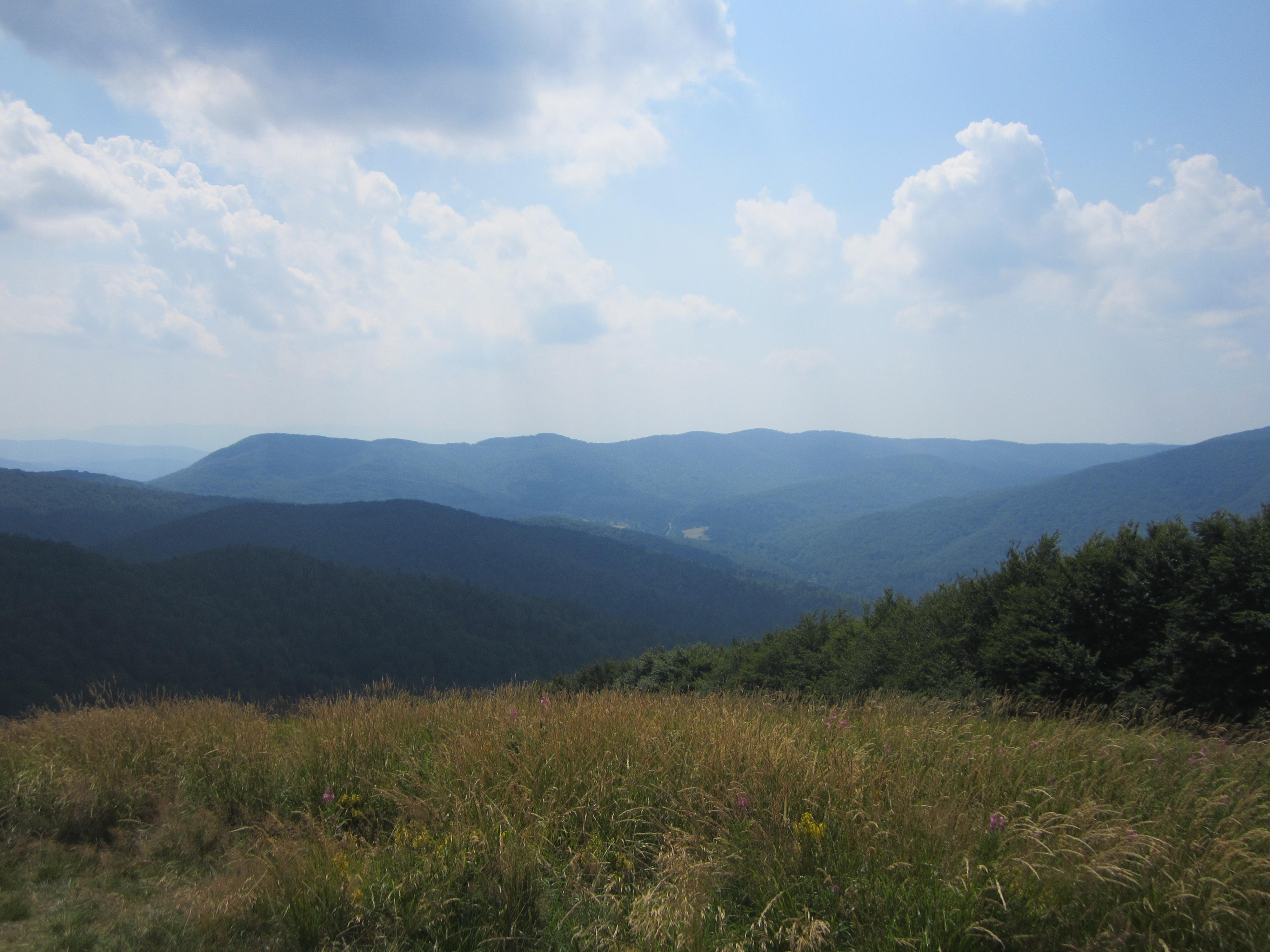 Widok z Okraglika