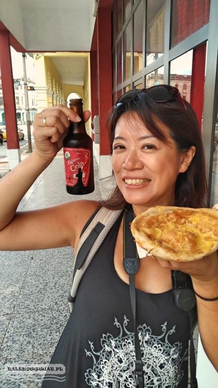 pizza i cola