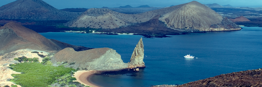 Galapagos Islands. Copyright Donnelle Oxley