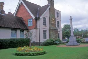 Woburn Inn. Copyright Donnelle Oxley