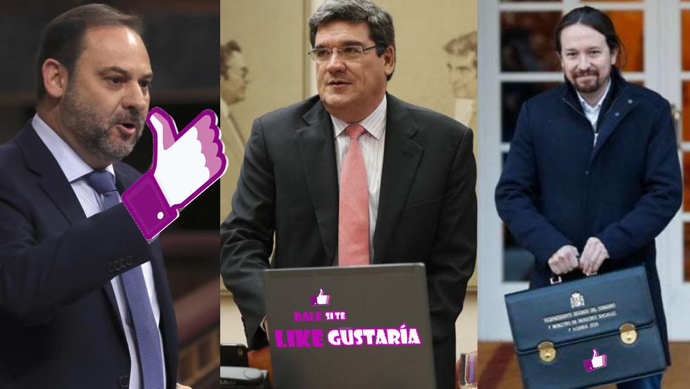 Dos Ministros Socialistas apoyan las medidas de Pablo Iglesias, el resto mira a la derecha