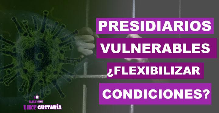 Podemos y otros ocho partidos piden flexibilizar condiciones de presos vulnerables al Covid-19
