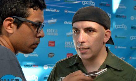 """Gaspar Benegas: """"Estamos aprovechando todas las oportunidades que tengamos"""""""