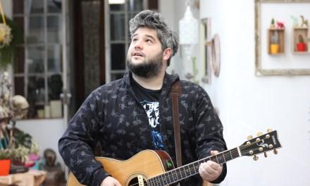 Javier Montalto lleva su indie folk al Teatro Monteviejo