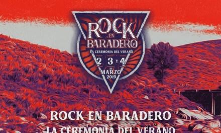 Ya se siente Rock en Baradero 2019