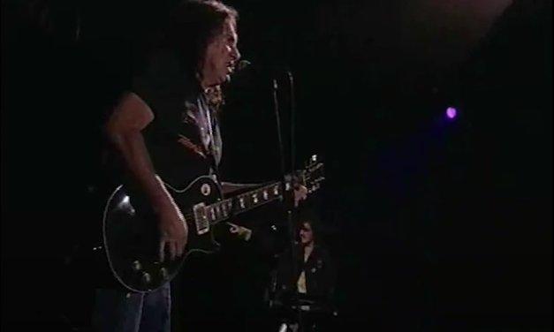 En el cumpleaños de Pappo, reviven su actuación junto Charly en Cosquín 2005