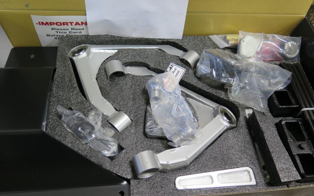 "Chev 1500 4"" Readylift Lift Kit"