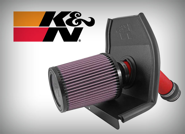 New: K&N Performance Intake for '15-16 Subaru WRX STi