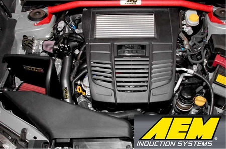 New Product – AEM Cold Air Intake, Charge Pipe, and Recirculation Kit for the 2015+ Subaru WRX