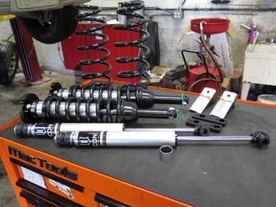Dales Auto/Motorsport are dealers for many of the popular companies that specialize in Lift and Level Off kits.