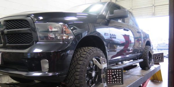 Ram 1500 2wd in for HD Front Coils and Longer Bilstein 5100 Shocks