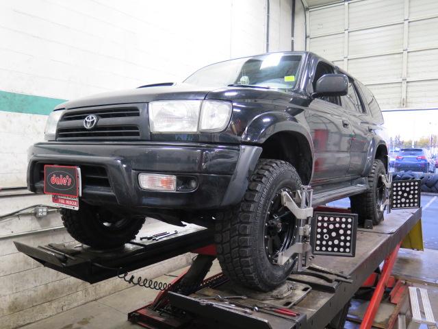 Toyota 4-Runner Bilstein 5100 at Dales Auto Service (4)