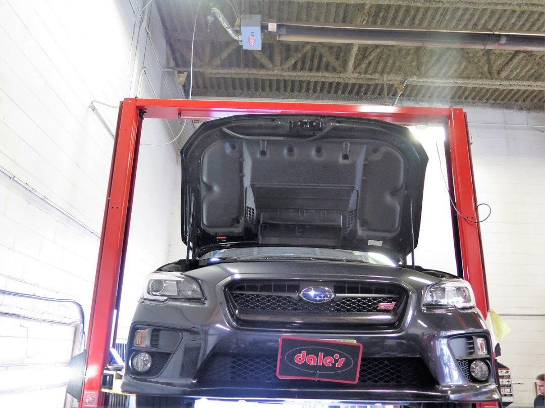 Cobb Exhaust at Dales Auto Service (3)