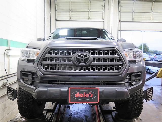 Toyota Tacoma Toytec at Dales Auto Service 8