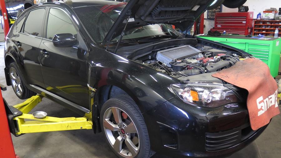 Air Pump Delete on a '06 and later Subaru WRX/STi|Dales Auto