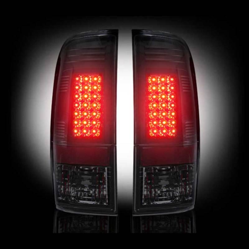 Jeep Tj Led Lights