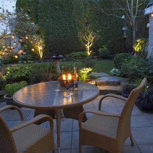 Electrical Landscape Lighting Chatsworth