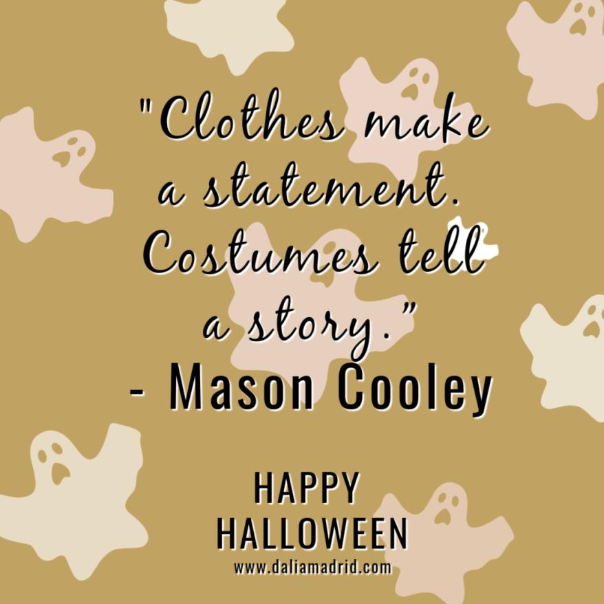Happy Halloween Quote