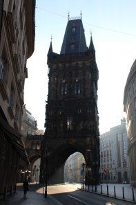Prašná brána, the Powder Tower