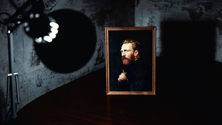 Vincent van Gogh was kind of a selfie king of the past - Credits: StockSnap, Pixabay.com