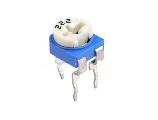 Подстроечный резистор RM-065 (100K) | Резисторы | Купить ...