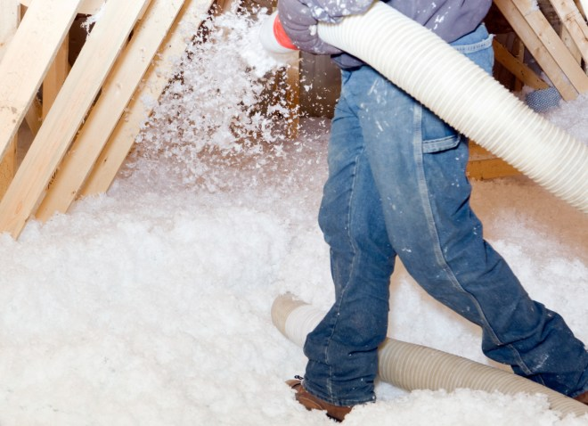 Attic Insulation Company Lancaster