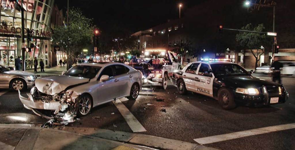 aftermath of an auto accident, help by Dallas Car Accident Lawyer