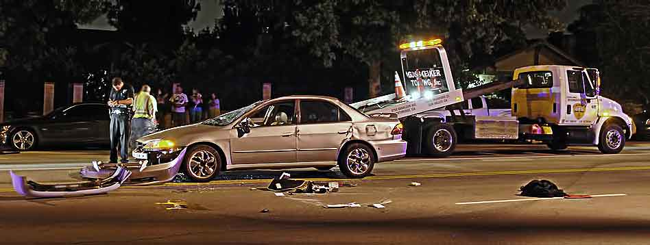 Accident caused by drunk driver, Dallas DWI Accident Lawyer