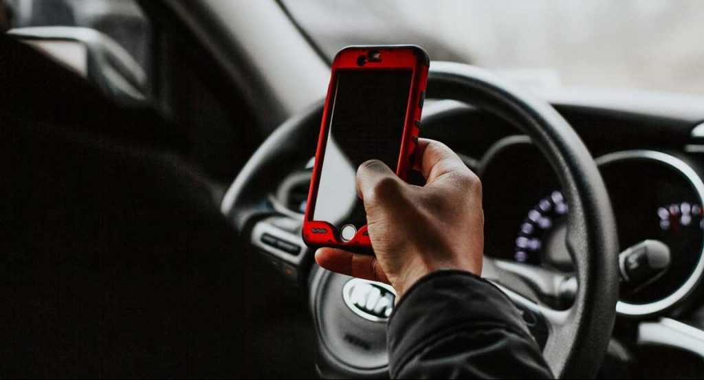 Dallas Distracted Driving Lawyer