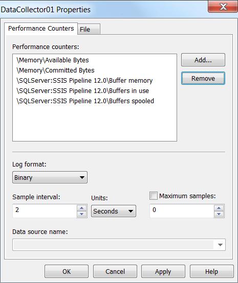 SSIS Memory errors - DallasDBAs com