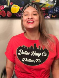 Dallas Hemp Company T-shirt